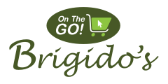 A theme logo of Brigido's Marketplace